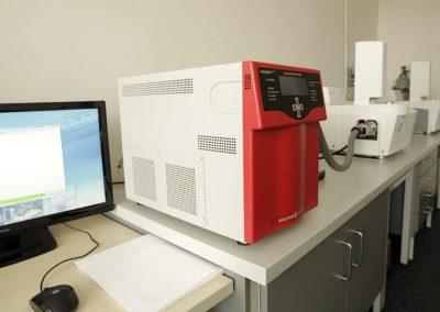Pracownia analizy termicznej DSC i TGA