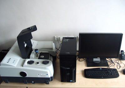 Spektrometr ATR/FT-IR