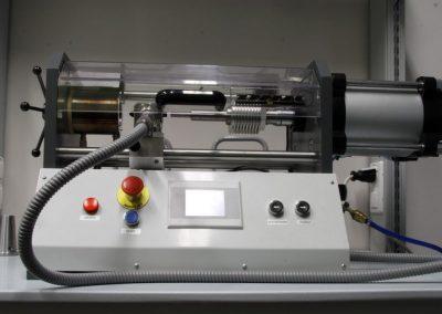 Miniwtryskarka laboratoryjna ZAMAK typ IMM-5a