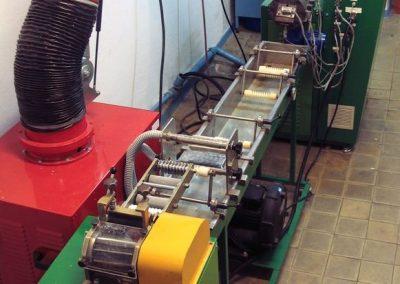 Linia technologiczna do produkcji granulatu z poliolefin